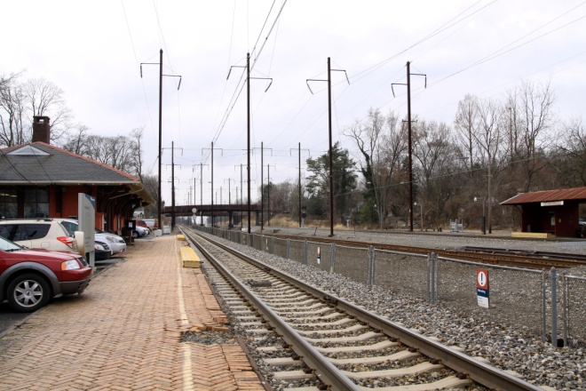 Parkesburg Station